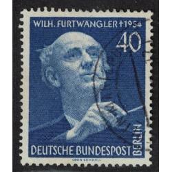 Alemania Berlin Yv-113 Usado