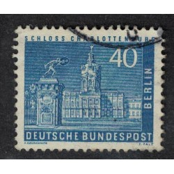 Alemania Berlin Yv-132B Usado