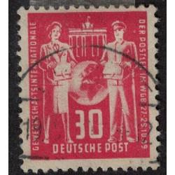 Alemania Oriental Yv-62 Usado