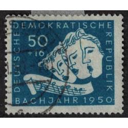 Alemania Oriental Yv-13 Usado