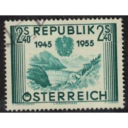 Austria Yv-849 Usado