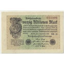 P108 Alemania 1923 UNC
