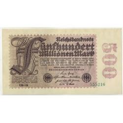 P110 Alemania 1923 UNC