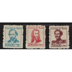 Brasil Yv-766/768 Serie Completa Nuevos