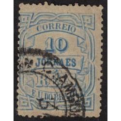 Brasil Diarios Yv-19 Usado