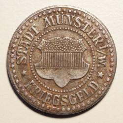 Alemania Notgeld 25 Pfenning 1918