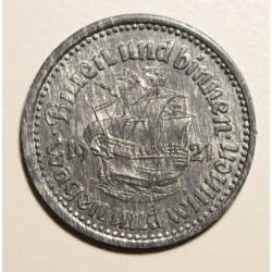 Alemania Notgeld 50 Pfenning 1921