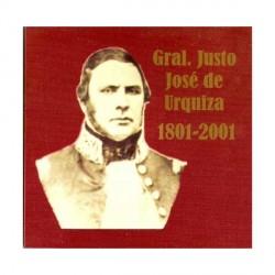 Blister Gral J.J De Urquiza 2001