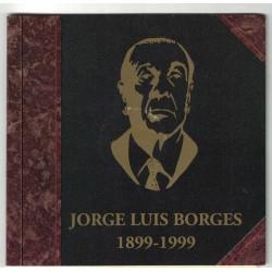 Blister Jorge Luis Borges 1999