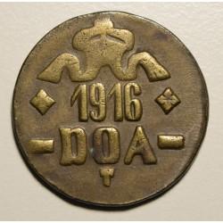 Africa Oriental Alemana 20 Heller 1916 KM15a