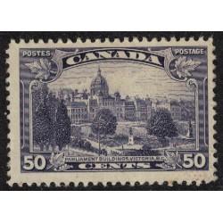 Canada Yv-188 Nuevo Sin Goma