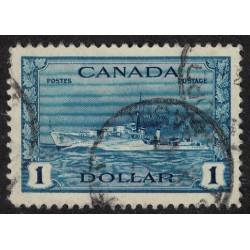 Canada Yv-218 Usado