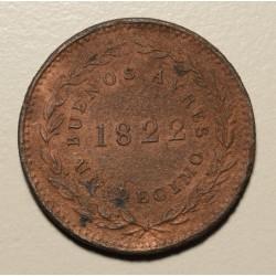 Bueno Aires 1 Decimo 1822 CJ:1.1