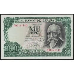 España P154 1000 Pesetas 1971 UNC