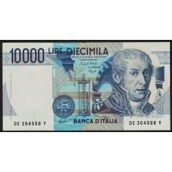 Italia P112b 10000 Liras 1984