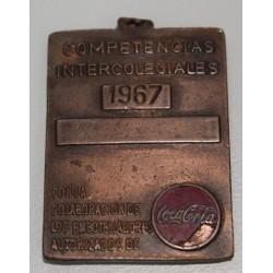 Coca Cola 1967