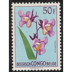 Congo Belga Yv-322 Mint