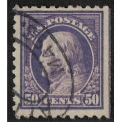 Estados Unidos Yv-193 Dentado 10 Usado