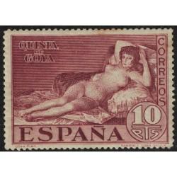 España Yv-425 Nuevo con Puntos de Oxido