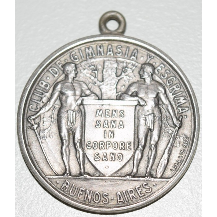 Club Gimnasia y Esgrima Bs.As 1923