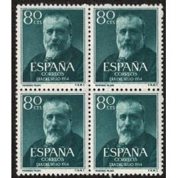 España Yv-853 Cuadro Mint