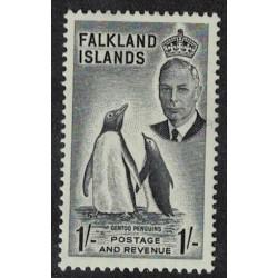 Islas Malvinas Yv-109 Nuevo con resto de bisagra