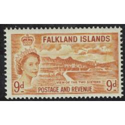 Islas Malvinas Yv-120 Mint