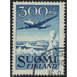 Finlandia Aereo Yv-3 Usado