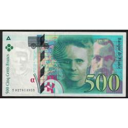 Francia P160 500 Francos 1994