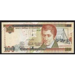 Honduras P77h 100 Lempiras 2008 UNC