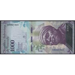 Venezuela 1000 Bolivares 2016 UNC