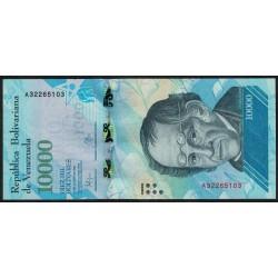 Venezuela 10000 Bolivares 2016 UNC