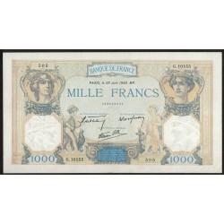 Francia P90c 1000 Francos 1940