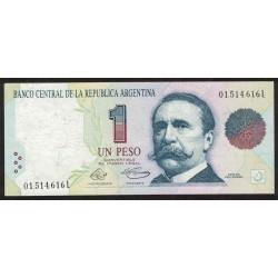 B3004 1 Peso Convertible L 1994
