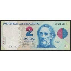 B3019 2 Pesos Convertibles C 1996