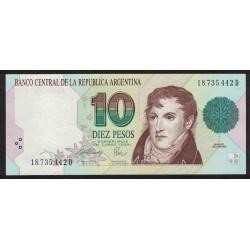 B3045 10 Pesos Convertibles D 1995