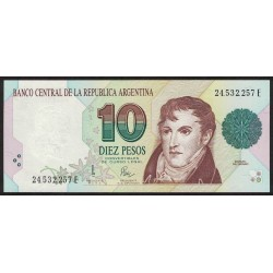 B3049 10 Pesos Convertibles E 1997 UNC