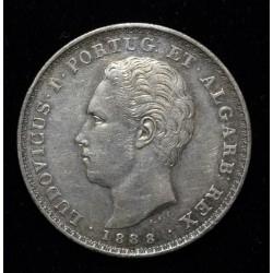 Portugal 500 Reis 1888 KM509