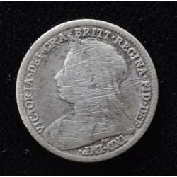 Inglaterra 3 Pence 1897 KM777