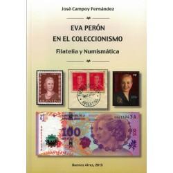 Libro Eva Perón En El Coleccionismo J.C Fernández.
