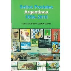Catalogo Sellos Postales Argentinos 1856-2010