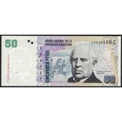 B3616 50 Pesos B 2006 UNC