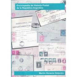 Historia Postal De La Rep. Argentina, Delprato.