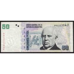 B3629 50 Pesos F 2013 MB+