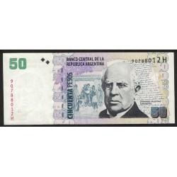 COL802b 50 Pesos H 2015 EXC