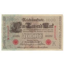 P44B Alemania 1910 - 1000 Marcos