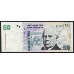 COL802c 50 Pesos I 2015 UNC