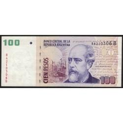 B3713 100 Pesos B 2003 EXC-