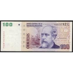 B3714 100 Pesos C 2004 EXC