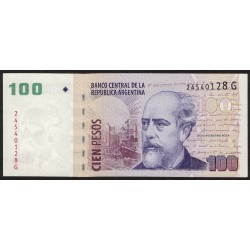 B3722 100 Pesos G 2006 UNC